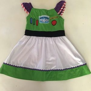 Other - Adorable buzz light-year dress